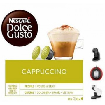 Nescafe Dolce Gusto Cappuccino 16 Ud