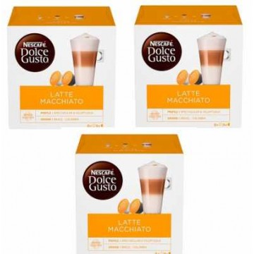 Dolce Gusto Latte Macchiato 3 Packs 4,4 Ud