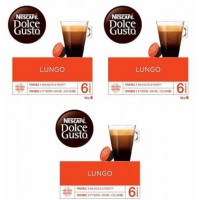 CAPSULAS DOLCE GUSTO LUNGO 3 PACKS 4.35 UD