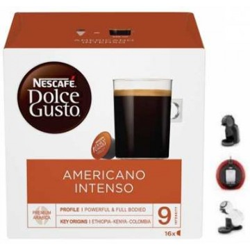 Nescafe Dolce Gusto Grande Intenso 16 Ud