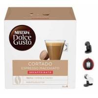 DOLCE GUSTO CORTADO DECAFFEINATO 16 UD