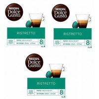 Dolce Gusto Ristretto 3 Packs 4.4 Ud
