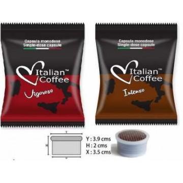 Capsulas Lavazza Espresso Point Compatibles 100 ud