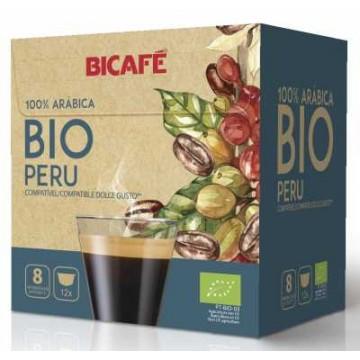 Dolce Gusto Compatible Organico Perú 12 Cápsulas