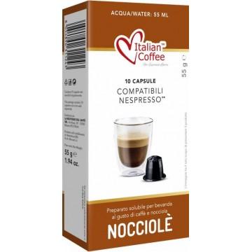 Capsulas Avellana Nespresso®* Compatibles 10 UD