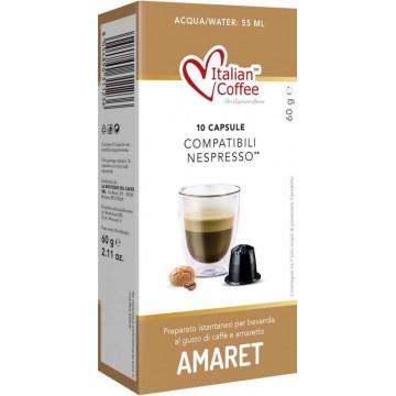 Compatibles Nespresso®* Amaretto 10 UD
