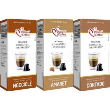 Cafe con Leche Nespresso Degustación