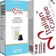 Compatibles Nespresso®* Capuchino 10 Ud