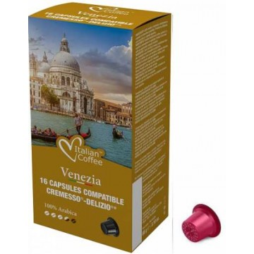 Café Cremesso® Compatible Arabica 16 Capsulas
