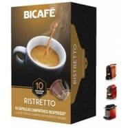 Bicafe Nespresso®* Compatibles Ristretto 10 ud