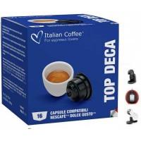 Italian Coffee Dolce Gusto®* Descafeinado 16 Ud