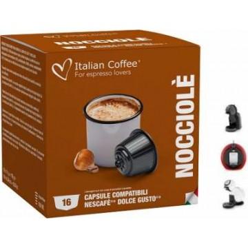 Compatibles Dolce Gusto®* Caffe Nocciola 16 Ud