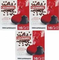 Catunambu Descafeinado Compatible 16 ud