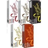 Compatibles Nespresso®* Degustación Cafés Italianos 120 ud