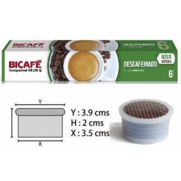 Capsulas Espresso Point Descafeinado 10 ud