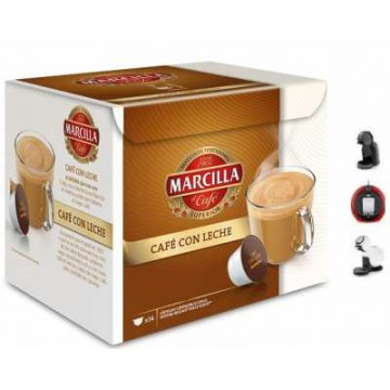 Compatibles Marcilla Dolce Gusto Café con Leche
