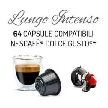 Compatibles Dolce Gusto Lungo 64 Capsulas