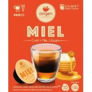 Origen Dolce Gusto®* Café con Miel 10 Cápsulas