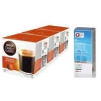 Dolce Gusto Cafe Grande Intenso 3 Packs+Descalcificador