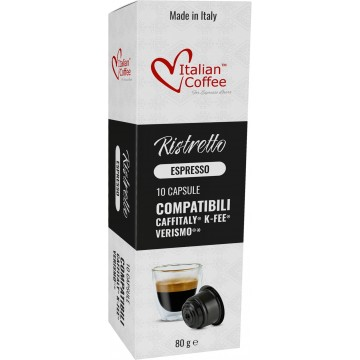 Caffitaly Ristretto 10 Ud