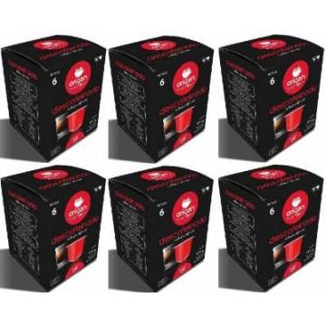 Nespresso Origen Descafeinado 120 Cápsulas
