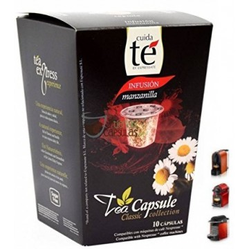 Manzanilla Nespresso 10 Cápsulas