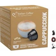 Chocolate Blanco Compatibles Dolce Gusto 16 Capsulas