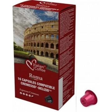 Café Cremesso® Compatible Vigoroso 16 ud