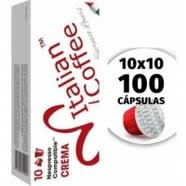 Compatibles Espresso Italian Coffee 10 ud 0.19 ct /ud