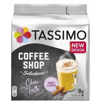Tassimo Chai Latte 8 bebidas