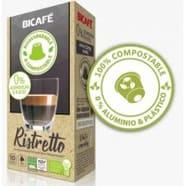 Ristretto Nespresso Compostable 50 Capsulas