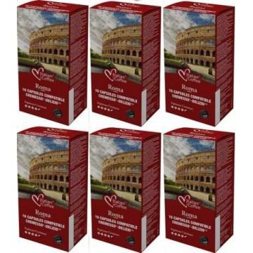 96 Capsulas Cremesso® Compatibles Cremoso