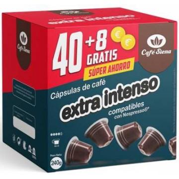 OFERTA Origen Nespresso Extra Intenso 48 Capsulas