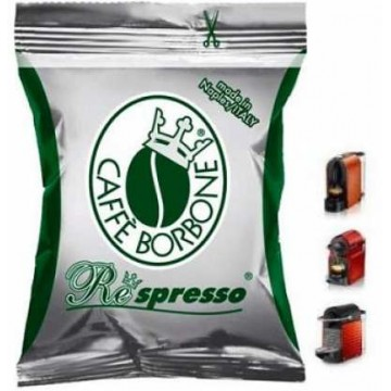 Borbone Nespresso Descafeinado 50 Capsulas