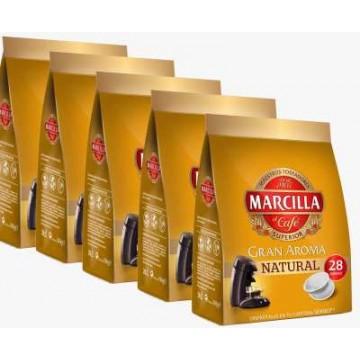 140 Café Marcilla Senseo Natural
