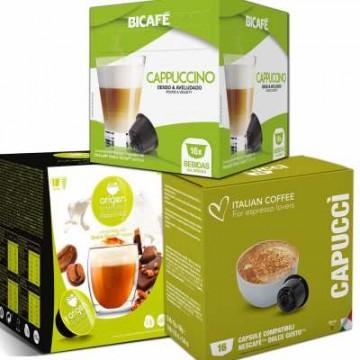 Degustacion Compatibles Capuchino 48 Bebidas