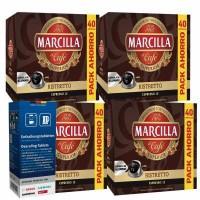 Marcilla Ristretto 160 Cápsulas + Descalcificador