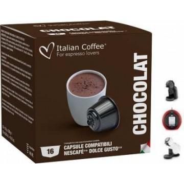Chocolate Negro 16 Capsulas Dolce Gusto®*