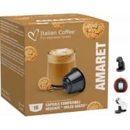 Delicitaly Dolce Gusto®* Caffe Amaretto 10 Ud