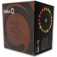 Cafe Delta XL Epic 40 Capsulas Intensidad 14