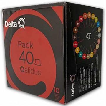 Capsulas Delta Q XL Qalidus Intensidad 10