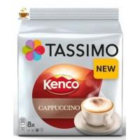Kit Capsulas Capuccino Tassimo 24 Bebidas