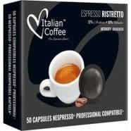 Ristretto Nespresso Professional 50 Capsulas