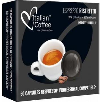 Ristretto Nespresso Pro 50 Capsulas