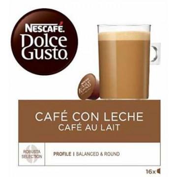 Dolce Gusto Cafe Con Leche 16 Capsulas