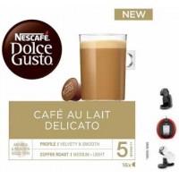 Dolce Gusto Cafe Con Leche Delicato16 Capsulas