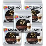 Tassimo L`Or Expresso Latte Machiatto 40 Bebidas