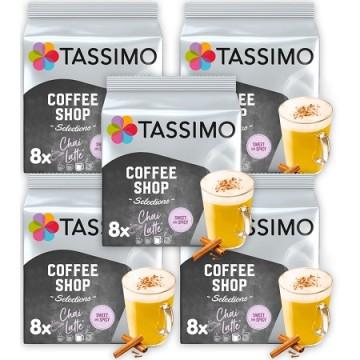 Oferta Tassimo Te Chai Latte 40 Bebidas