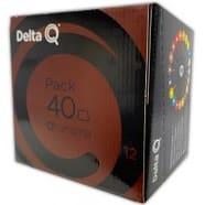 Pack XL Qharisma Delta Q 40 Cápsulas