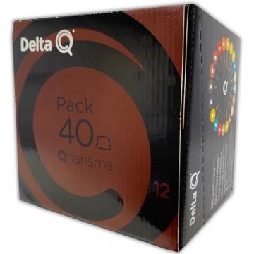 Pack XL Qharisma Delta Q 40 Cápsulas Intensidad 12